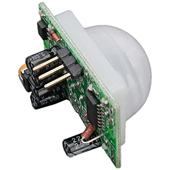 SATKIT Sensor de movimiento PIR HC-SR501 [Arduino Compatible]
