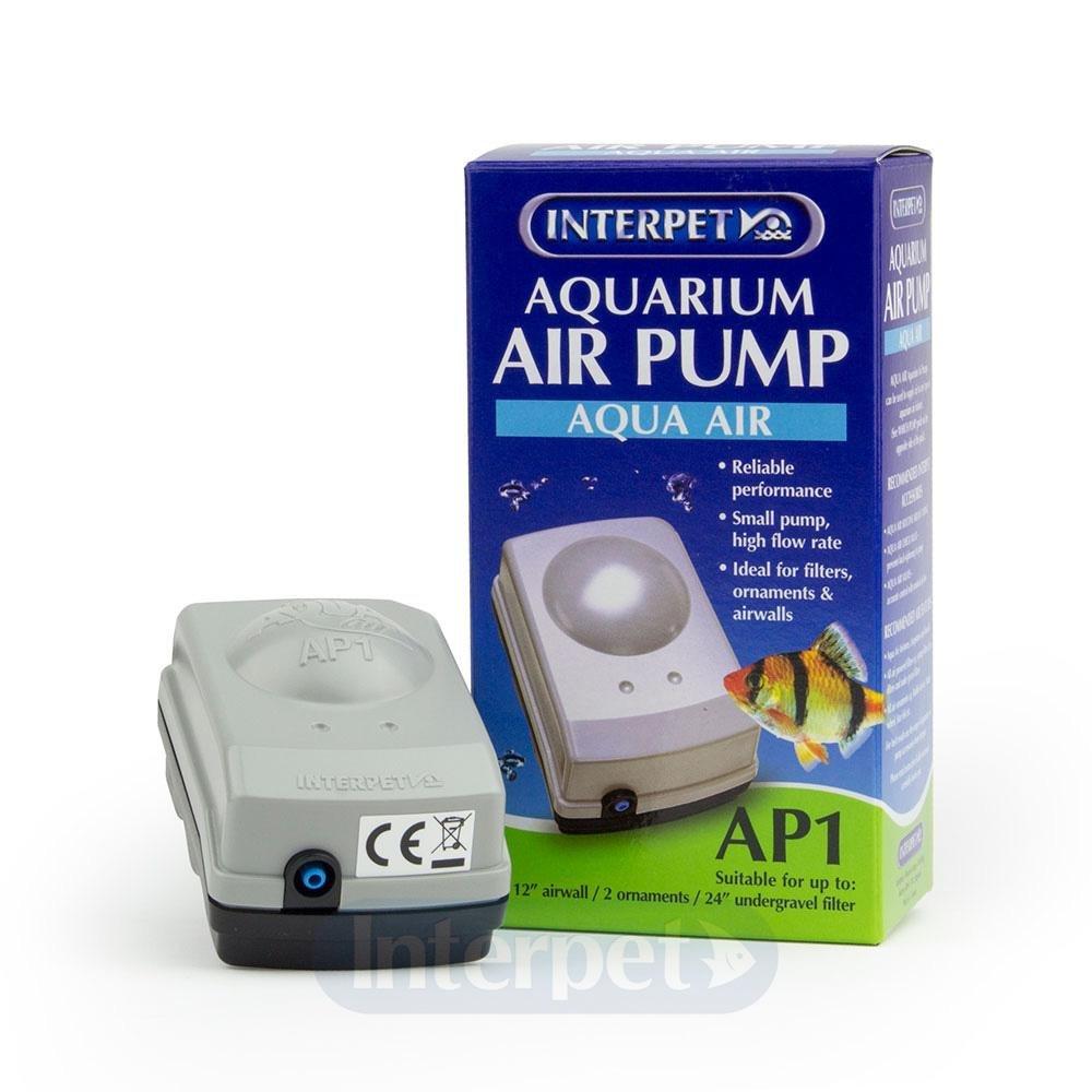 Interpet Aqua Air Aquarium Air Pump â  Ap1