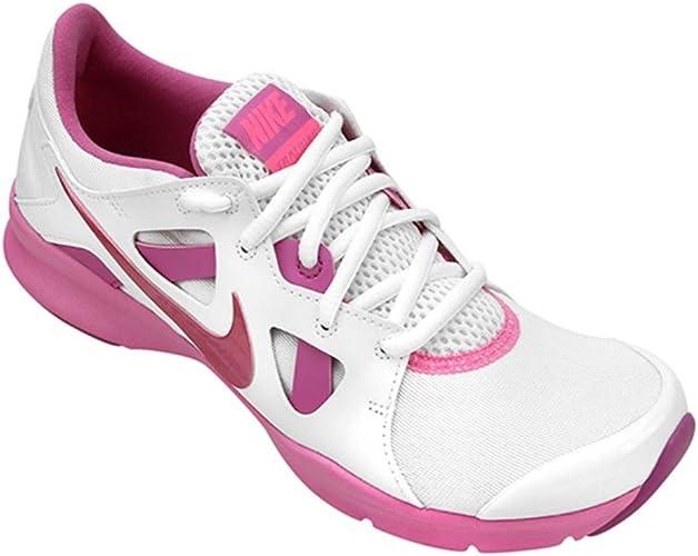 sustracción tal vez Prevención  NIKE Women's IN-Season TR 3 599553-102 (4.5 UK, White): Amazon.co.uk: Shoes  & Bags