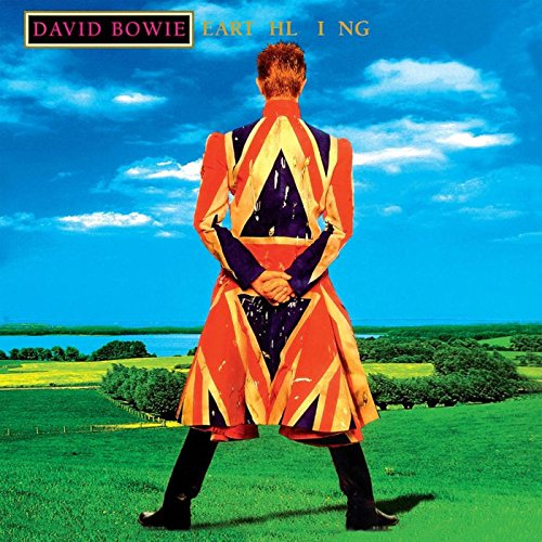 CD : David Bowie - Earthling (CD)