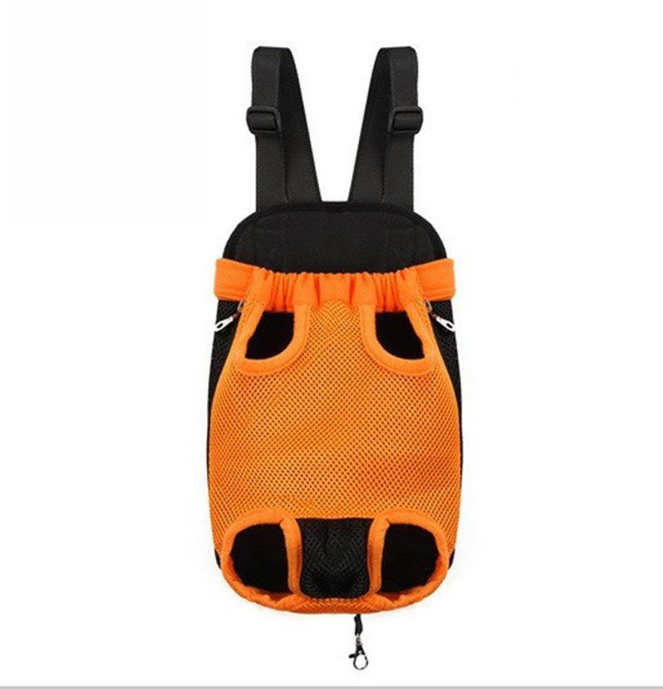 A 2818cm A 2818cm Daeou Pet Backpack Chest Bag for The Outside of The Door with Portable Shoulder Bag.