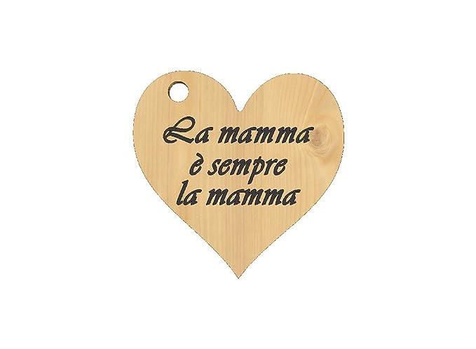 Regalo Compleanno Mamma Originale.Generico Festa Della Mamma Portachiave Cuore Con Frase Idea Regalo