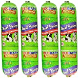 Redbarn Pet Products Beef Food Roll, Net Weight 4 lbs (4-Pack) Review