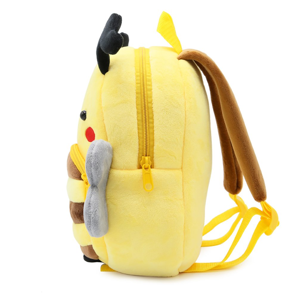 SPLHMILY Cute Toddler Kids Backpack Mini Funny Zoo Ladybird Schoolbag for Little Boys or Girls