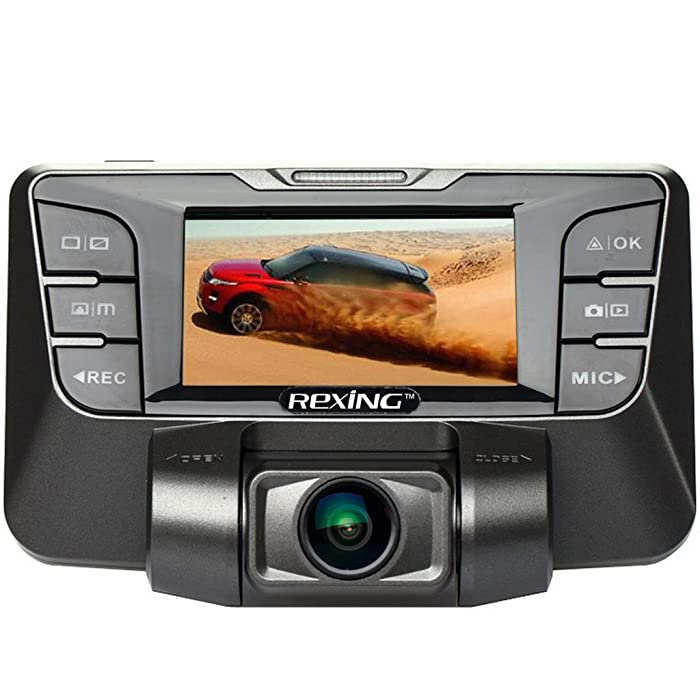 Top 10 Rexing S300 Dash Cam