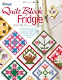 Quilt Block Fridgie Magnets, Mary Layfield, 1573673471
