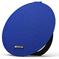 Mokcao Style 15-watt Waterproof Wireless Bluetooth Speaker (Blue or Red)