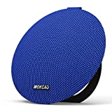 MOKCAO STYLE Bluetooth Speakers 4.2,Portable Wireless Speaker with 15W Super Stereo Sound,Strong Bass,Waterproof IPX7, 2500mAh Battery, Perfect for iPhone/Android devices-Blue