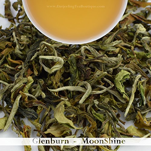 2017 - Glenburn Moonshine - Darjeeling First Flush (500gm) - Pure AV2 Cultivar | Darjeeling Tea Boutique by Darjeeling Tea Boutique