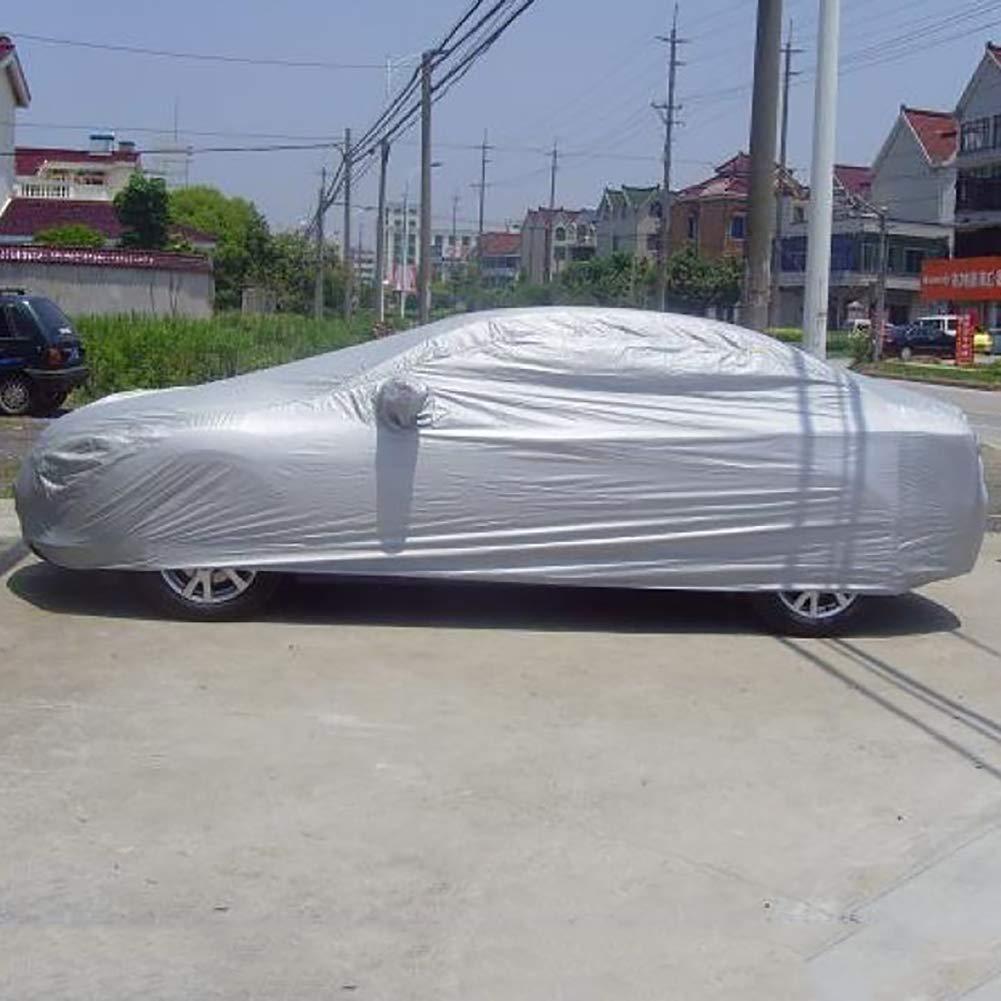 Staub Waterproof Car Cover Sch/ützt vor Schnee UV-Schutz Frost 450 x 175 x 150 cm f/ür alle Jahreszeiten Autoabdeckung