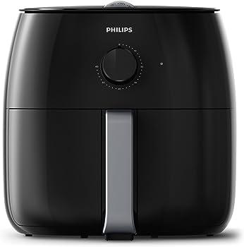 Philips HD9630/98 Avance XXL Twin Turbostar 3lb/4qt Airfryer