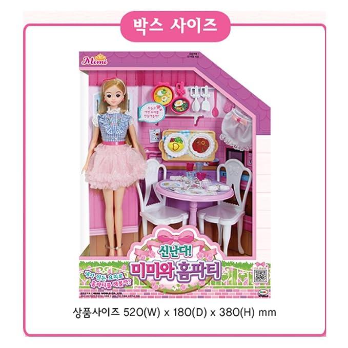Amazon.com: Muñeca de moda Play disfraz Mimi mundo niña ...