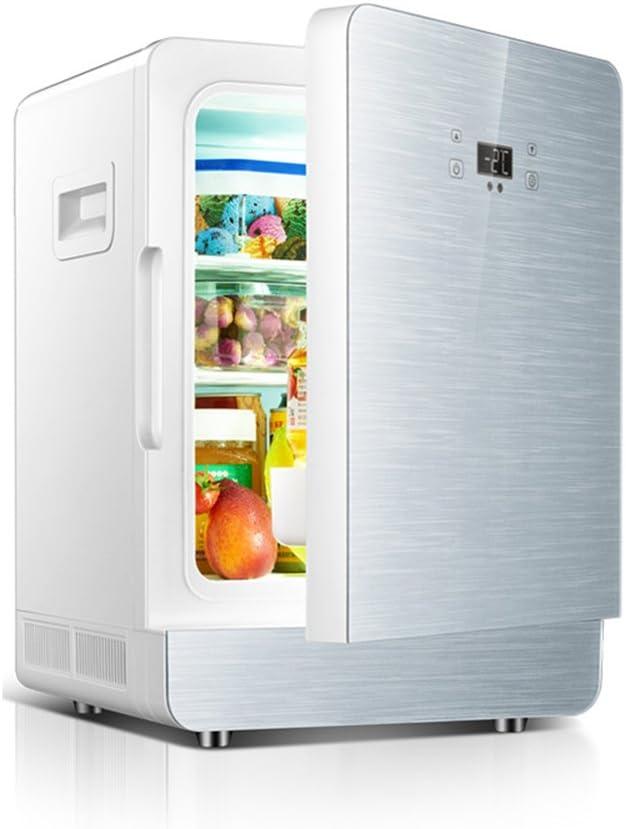 YZY-Refrigerador de coche 20L Refrigerador Pequeño Mini Congelador ...