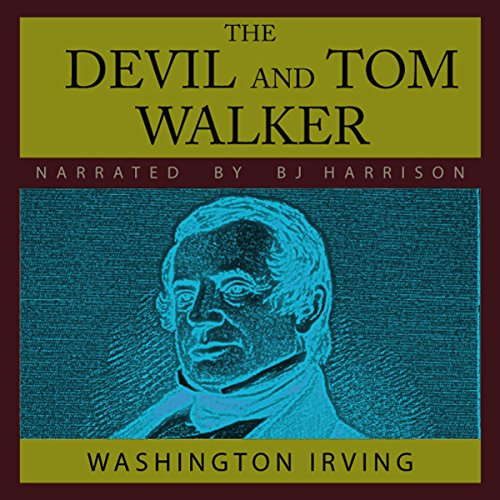 devil and tom walker modernized essay