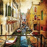Venice 40 Lunch Paper Napkins DECOUPAGE Italy
