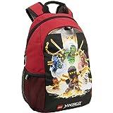 Ninjago Wu Cru Eco Heritage Classic Backpack with Side Mesh Pocket