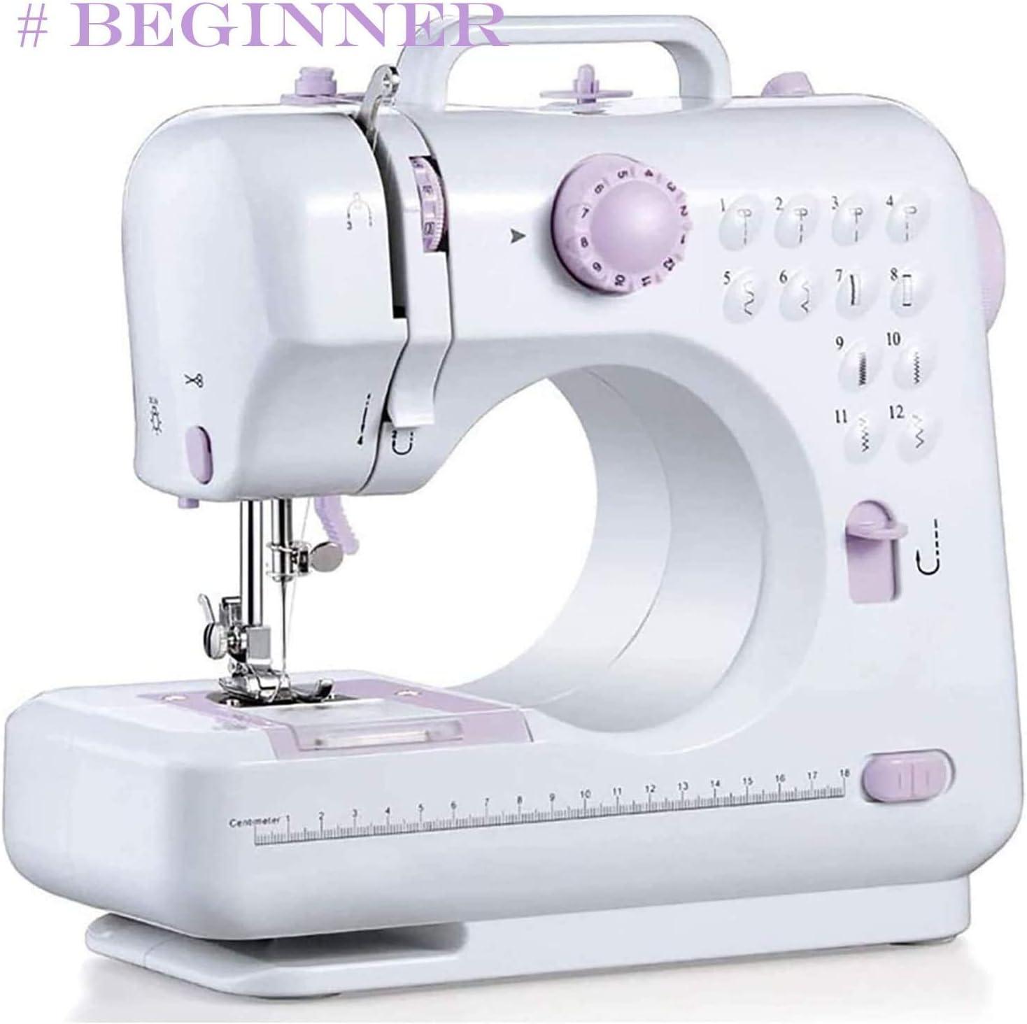 Beginner Electric Overlock Sewing Machine