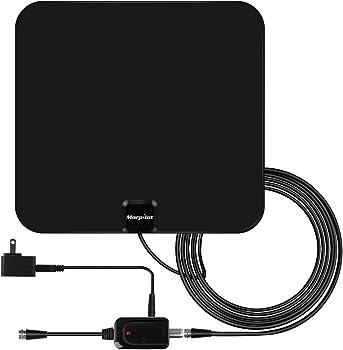 Morpilot Indoor Amplified Digital HDTV Antenna