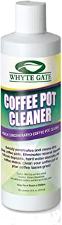 product image for Coffee Pot & Mug Cleaner | Coffee Maker Cleaner and Stain Remover Solution for Cups and Mugs