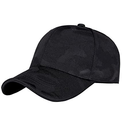 ade6ef96 SUJING Baseball Cap, Hip-Hop Hat Camouflage Snapback Hat Sun Caps  Adjustable Trucker Summer