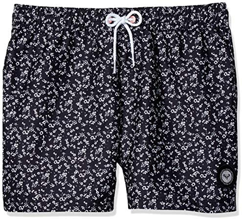 BOARD SHORTS LUNCH CALM PRINT レディース