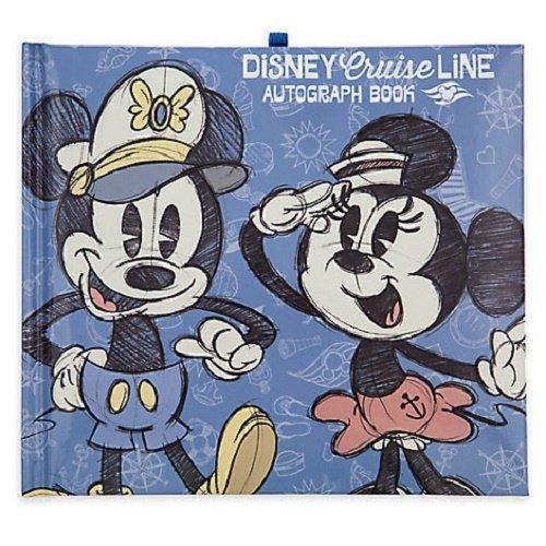 Albums Autograph Disney (Disney Cruise Line Autographs & Photo Book)