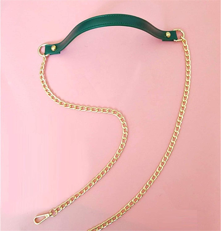 100cm 9mm-Metal Chain Replacement Strap Belt For Women/'s Handbag Should IRC