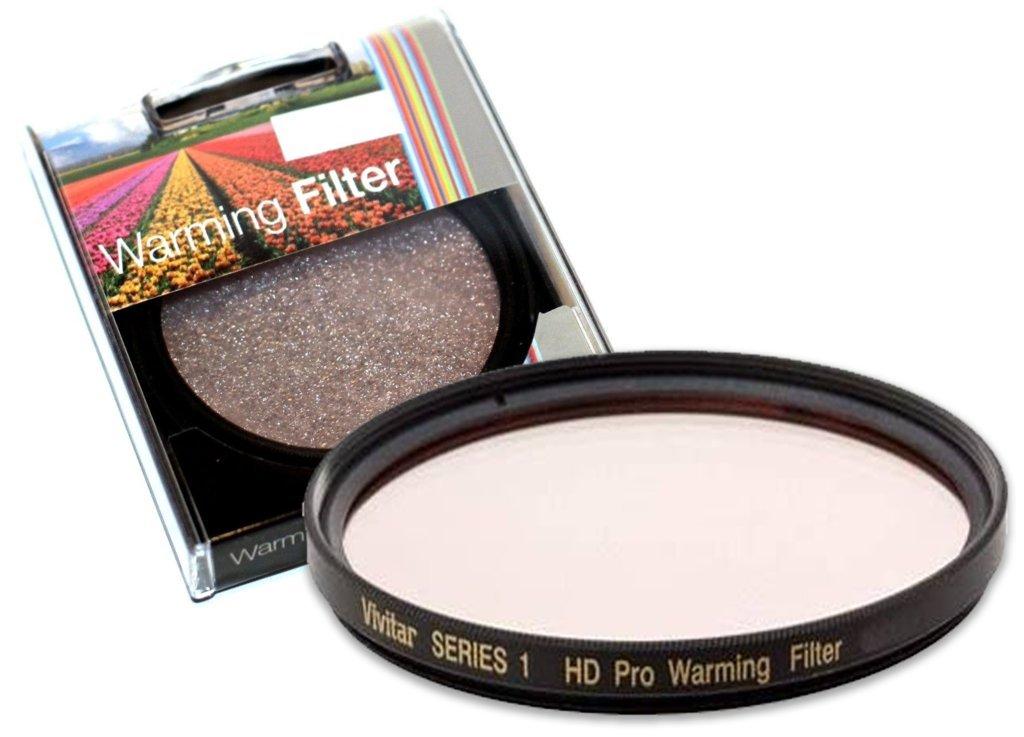Vivitar シリーズ1 高解像度 HD Pro 77mm ウォーミング マルチコーティング ガラスフィルター Sony Alpha DSLR-A550用   B01MY57YU6