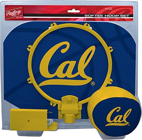 en Bears Kids Slam Dunk Hoop Set, Blue, Small (Bears Ncaa Basketball)