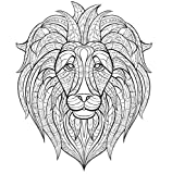 Wild At Heart Adult Coloring Book (31 stress-relieving designs) (Artists' Coloring Books)