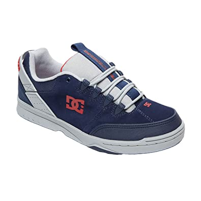 DC Shoes Mens Syntax Shoes Navy/Grey 6