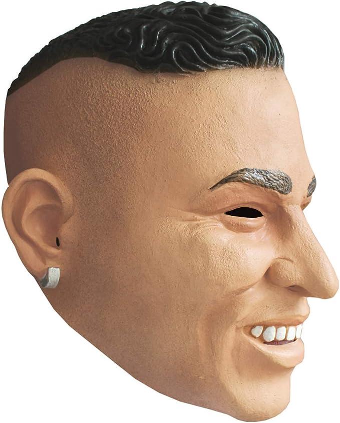 Club Licensed Neymar Jr Face Mask One Size