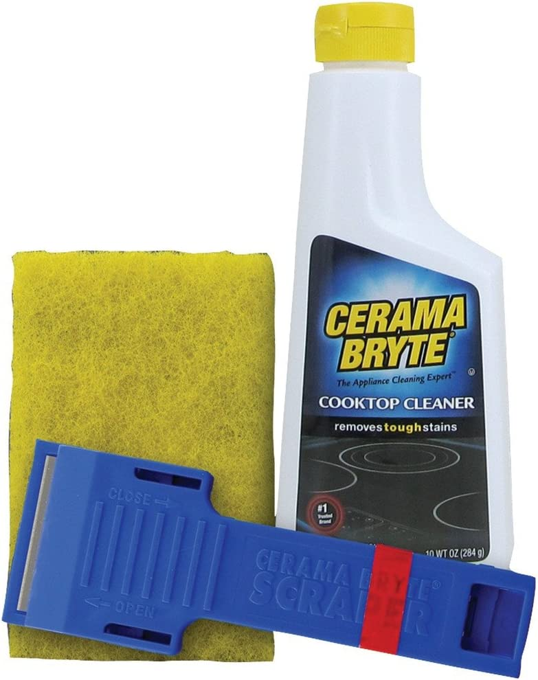 CERAMA BRYTE Cooktop Cleaning Kit 27068 27068 748598270688