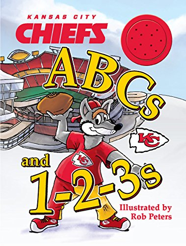 Kansas City Chiefs ABCs and 1-2-3s by Ascend Books LLC