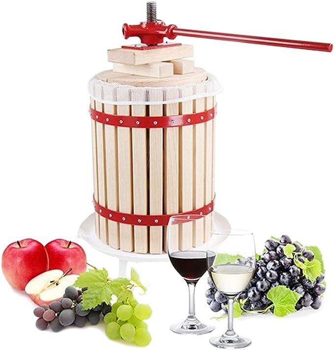 Compra Prensa de 30 litros para fruta incl. prensa de prensado ...
