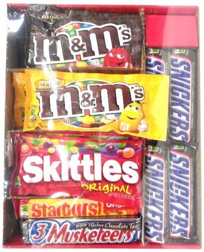 Mars M&M Mars Single Bar Variety Pack