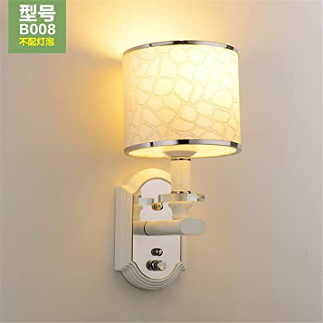 CGHYY Modern Indoor Decoration Wall Lamps Switched Bedroom Wall Lights  Decorative Lights Wall Art Decor Home
