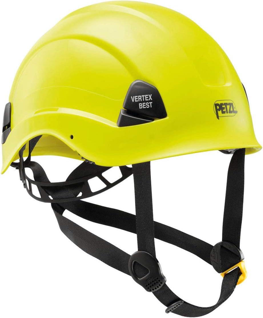 Petzl Helme Vertex Best Color Amarillo HI-Viz, Talla 53-63: Amazon ...