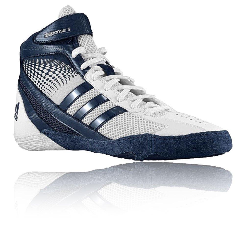 Adidas Response 3.1 Wrestling Shoes - 16 - Blue