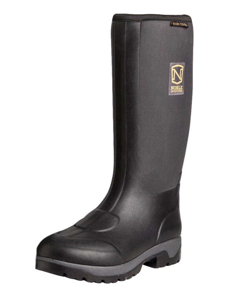 Noble Outfitters Mens MUDS SC Steel Toe Boots 12
