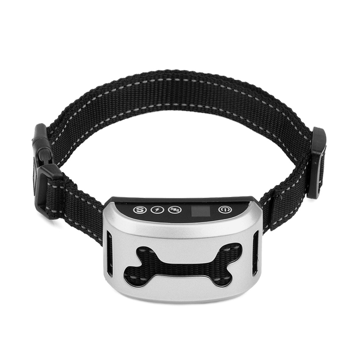 FOCHEA Collier Anti-aboiement pour Chien Bip Sonore & Vibration Rechargeable product image