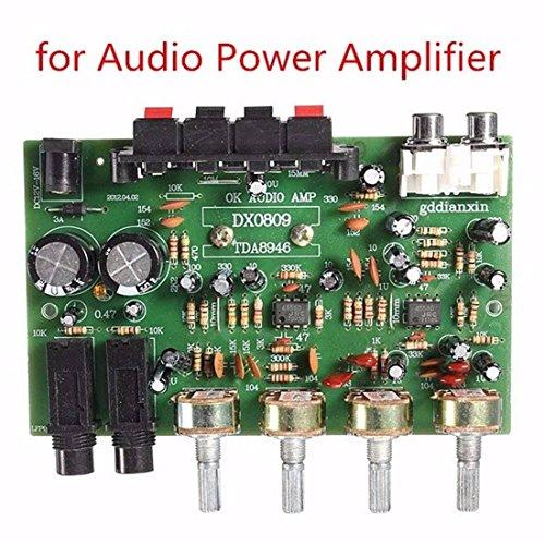 INSMA 12V 60W HiFi Stereo Digital Volume Tone Control Board