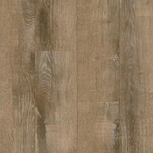 Armstrong L6643 Rustics Premium WB-Oak Laminate Flooring, Etched Light Brown (Light Rustic Oak Laminate Floor)