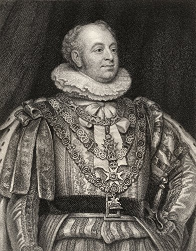 Prince Augustus Frederick Duke Of York And Albany 1763 To 1827 Second Son Of King George Iii Engraved By J Jenkins After T Phillips From The Book National Portrait Gallery Volume Iii Published C 1835