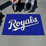 "Fan Mats 6391 MLB - Kansas City Royals 60"" x 96"" Ulti-Mat Area Rug / Mat"