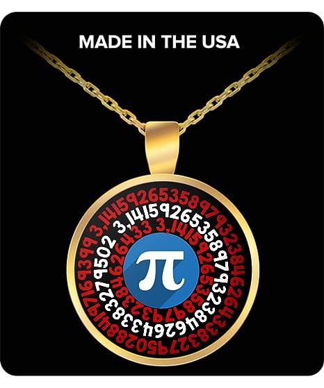 Amazon Pi Necklace Pi Symbol Pendant Necklaces Pi Captain