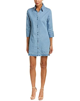 541c11235e Amazon.com  J Brand Jeans Women s Bacall Shirt Dress  Clothing
