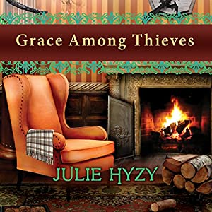 Grace Among Thieves Audiobook