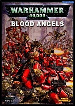 Book Codex Blood Angels
