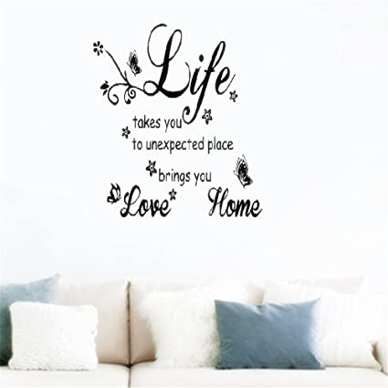 com rabbitdecals vinyl wall art inspirational quotes and